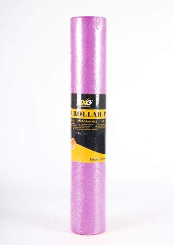 NXG Foam Roller Standard Purple by Podium 4 Sport
