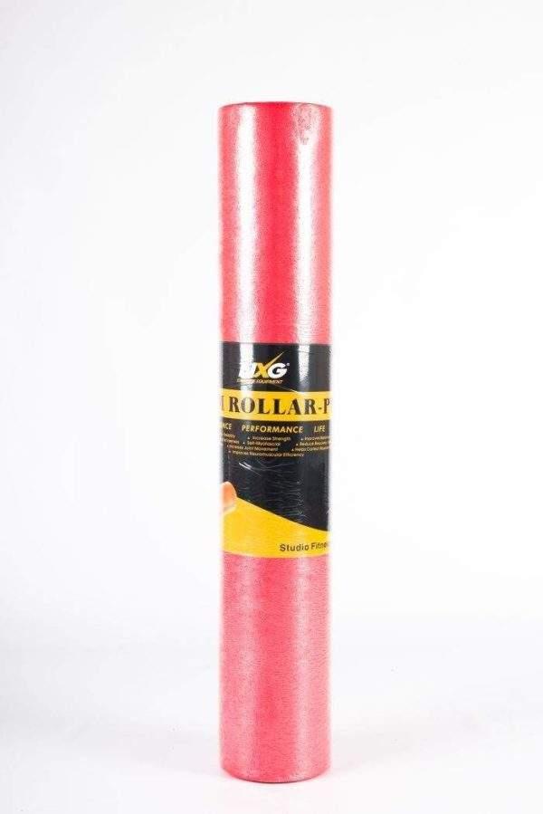 NXG Foam Roller Standard Red by Podium 4 Sport