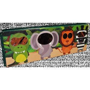 Jungle Protective Wall Padded Mat by Podium 4 Sport