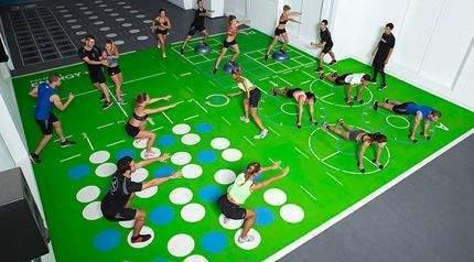 Pavigym Flooring   Podium 4 Sport