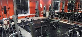 Fitness Equipment Gym Fit Out for Active Fitness & Leisure by Podium 4 Sport