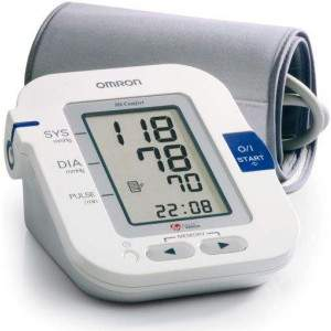 Omron M6 Blood Pressure Monitor by Podium 4 Sport