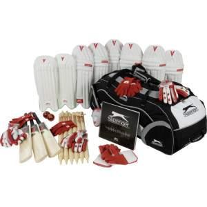 Slazenger Senior Cricket Pack by Podium 4 Sport
