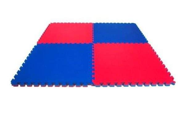 Promat Jigsaw Judo Mat Standard Finish 1m x 1m x 20mm by Podium 4 Sport