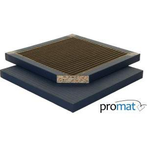 Promat Club Judo Mat 1m x 1m x 40mm by Podium 4 Sport