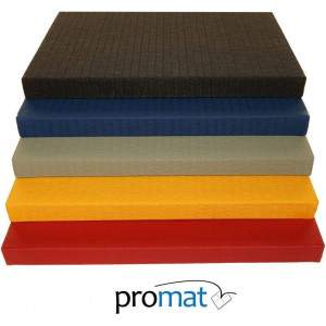 Promat Competition IJF Judo Mat 1m x 1m x 40mm by Podium 4 Sport