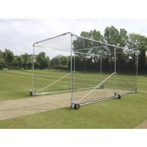 Harrod Premier Wheelaway Cricket Cage – Aluminium by Podium 4 Sport