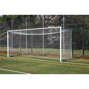 Harrod 3G Fence Folding Goal - 9v9, 2.3m - 3.5m Proj by Podium 4 Sport