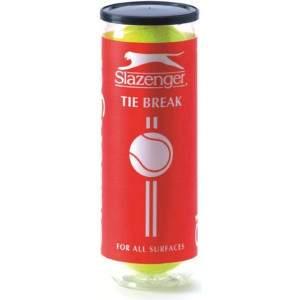 Slazenger Tie Break 3 Ball Tube by Podium 4 Sport
