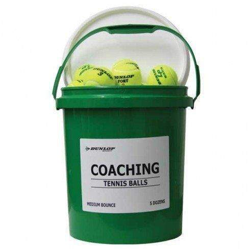 Slazenger Practice Bucket (5 Dozen) by Podium 4 Sport