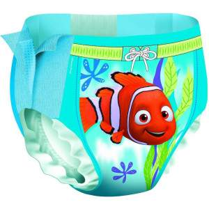 Huggies Little Swimmers Disposable Swim Pants Single by Podium 4 Sport