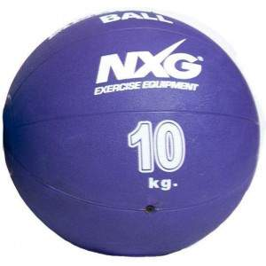 NXG Medicine Ball 10kg by Podium 4 Sport