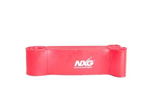 NXG Resistance Power Band 2080 x 64mm Red-0