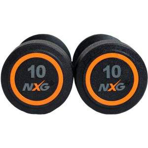 NXG Urethane Dumbbell Pair by Podium 4 Sport