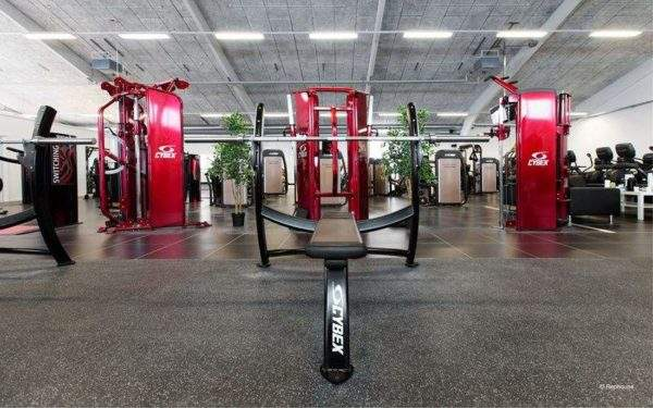 Rephouse Neoflex™ 500 Series Rubber Flooring by Podium 4 Sport