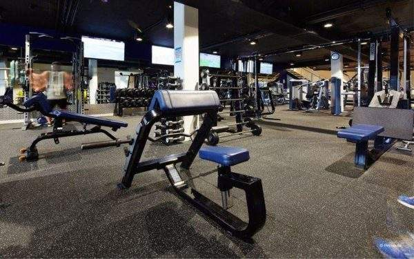 Rephouse Neoflex™ High Impact Tiles by Podium 4 Sport