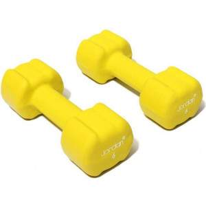 Jordan Ignite Neoprene Dumbell 6kg Pair by Podium 4 Sport