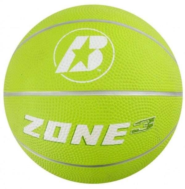 Baden Zone Basketball Size Green 3 by Podium 4 Sport