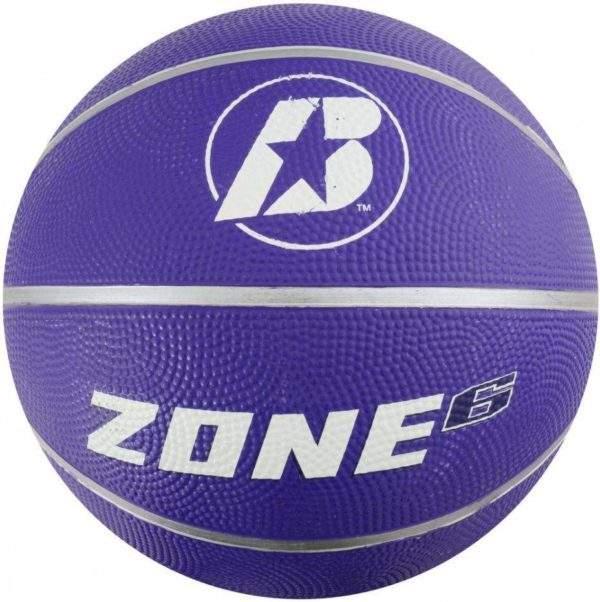 Baden Zone Basketball Size Purple 6 by Podium 4 Sport