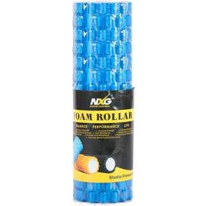 NXG Foam Roller Ribbed Long-0