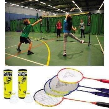 Talbot Torro Start Sport Badminton Kit by Podium 4 Sport