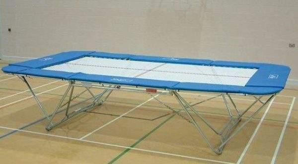 Unitramp M13L Trampoline by Podium 4 Sport