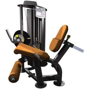 Indigo Fitness Selectorised Leg Extension by Podium 4 Sport