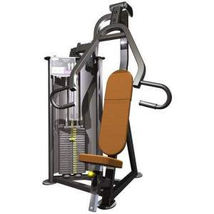 Indigo Fitness Selectorised Chest Press by Podium 4 Sport