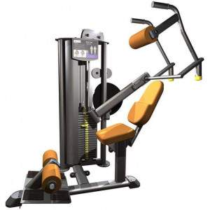 Indigo Fitness Selectorised Abdominal by Podium 4 Sport