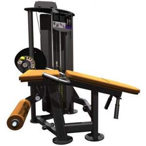 Indigo Fitness Selectorised Leg Extension/Curl by Podium 4 Sport