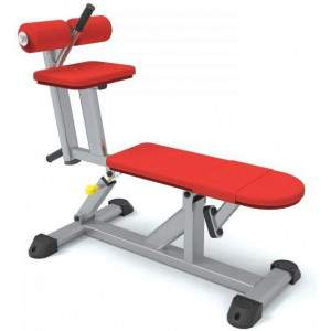 Indigo Fitness Adjustable Crunch Curl by Podium 4 Sport