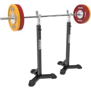 Indigo R-Sport Squat Stands (Pair) by Podium 4 Sport