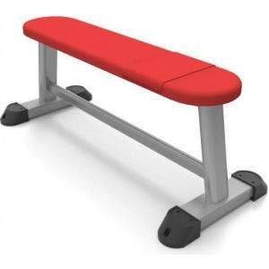 Indigo Fitness Flat Bench by Podium 4 Sport