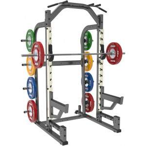 Indigo Fitness Premium Half Rack by Podium 4 Sport