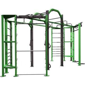 Indigo Fitness Multi Hub - Dual by Podium 4 Sport