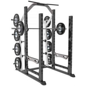 Indigo Fitness Raze Black Series Half Rack by Podium 4 Sport