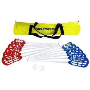 Eurohoc Senior Pop Lacrosse Set by Podium 4 Sport