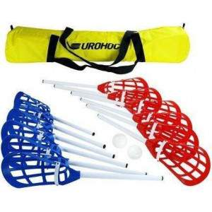 Eurohoc Mini Pop Lacrosse Set by Podium 4 Sport