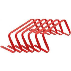 "Precision Flat Hurdle Sets 9"" by Podium 4 Sport"