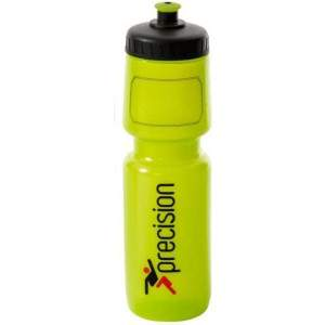 Precision Training Water Bottle 750ml Lime Green by Podium 4 Sport