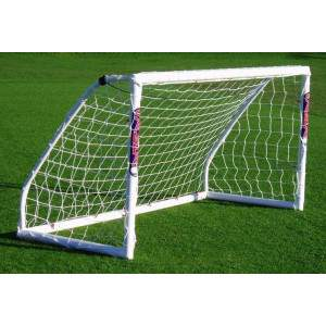 Samba Match 8 x 4 Football Goals by Podium 4 Sport