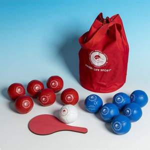Boccia Standard Set by Podium 4 Sport