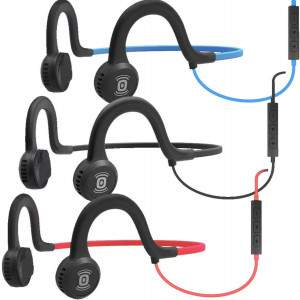 AfterShokz Sportz Titanium W/Mic Headphones by Podium 4 Sport