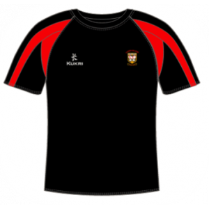 Lagan College Junior Boys PE T-shirt 9-10 by Podium 4 Sport