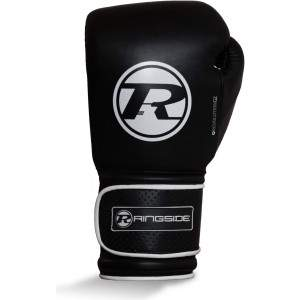 Ringside Revolution G2 Strap Glove Black/White by Podium 4 Sport