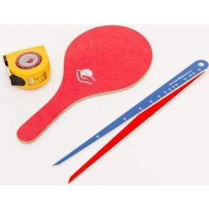 Handi Life Sport Basic Boccia Referee Kit by Podium 4 Sport