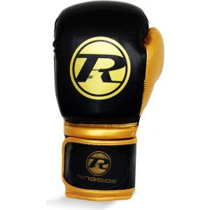 Ringside Pro Fitness Glove Black/Gold by Podium 4 Sport