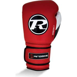 Ringside Omega G1 Strap Glove Red by Podium 4 Sport