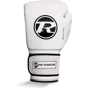 Ringside Revolution G2 Strap Glove White/Black by Podium 4 Sport