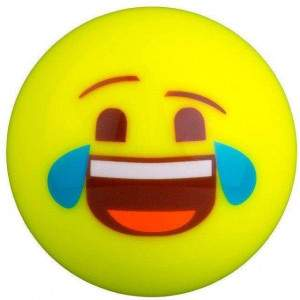 Grays Crying Laughter Emoji Hockey Ball by Podium 4 Sport